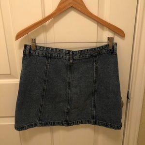 Forever 21 Skirts - Large Jean Skirt from Forever 21